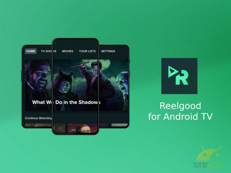 Reelgood for Android TV
