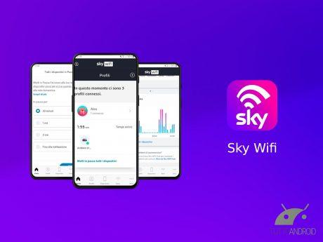 Sky Wifi