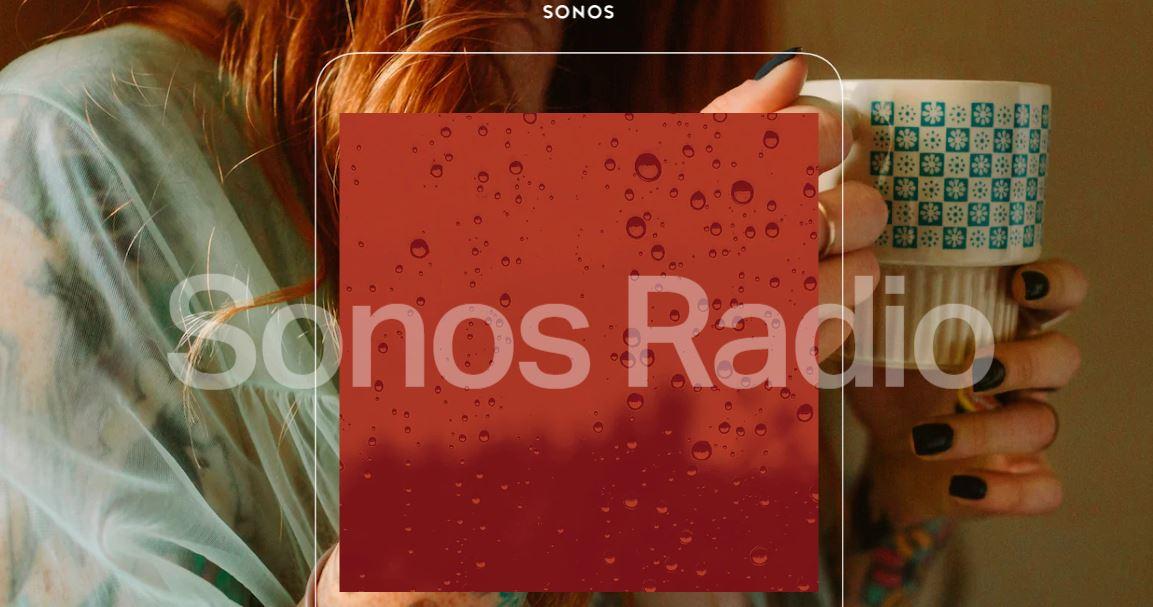 Sonos Radio è sbarcata anche in Italia