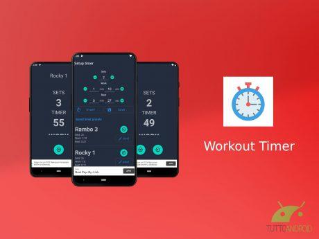 Workout Timer