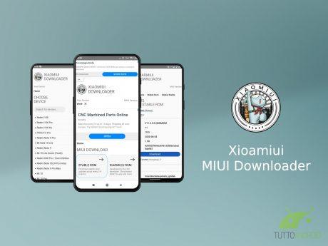 Xioamiui MIUI Downloader