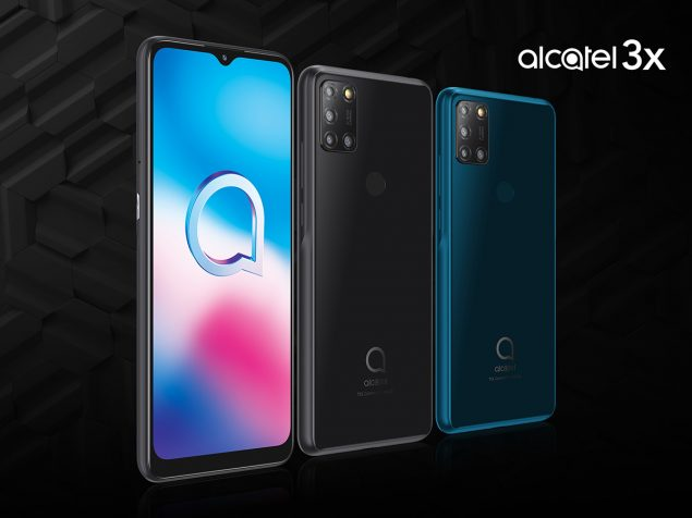 alcatel 3x 2020 disponibile italia