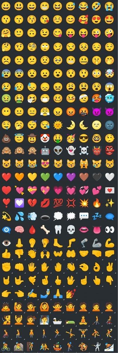 android 11 emoji tartaruga