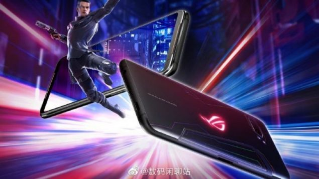 asus rog phone 3 poster video leak