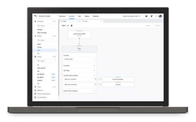 google smart display articoli amp home storage continuous match mode novità sviluppo