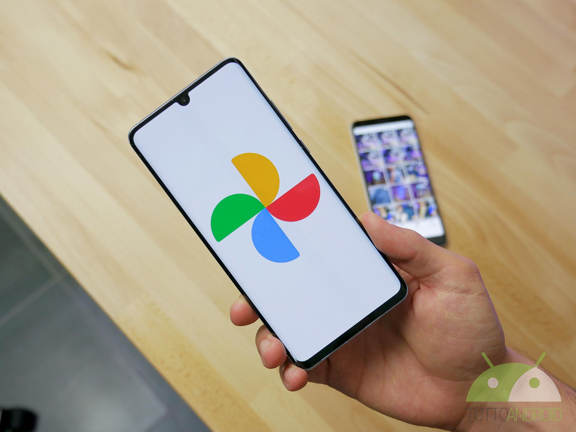 Google Foto ha un problema con Motion Photos di Samsung