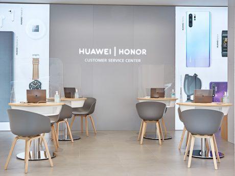 huawei customer service center milano