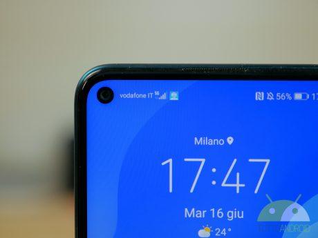 Huawei p40 lite 5g rete
