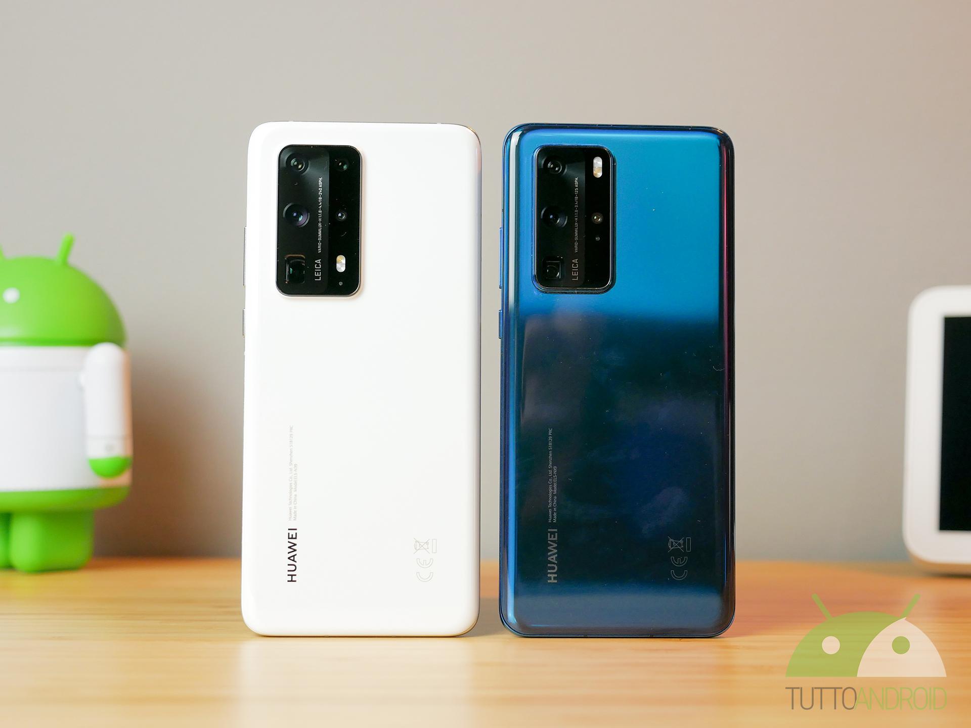 Si torna a parlare della data di presentazione della gamma Huawei P50