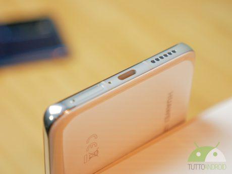 Huawei p40 pro plus type c speaker