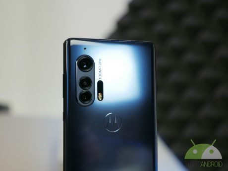 Motorola edge plus 108 mpx camera
