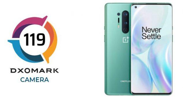 oneplus 8 pro dxomark