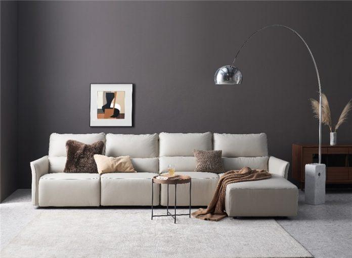 Xiaomi Qifeng Electric Sofa è un divano elettrico a seduta mobile a 200 euro
