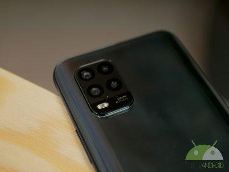 Fotocamere Xiaomi Mi 10 Lite 5G