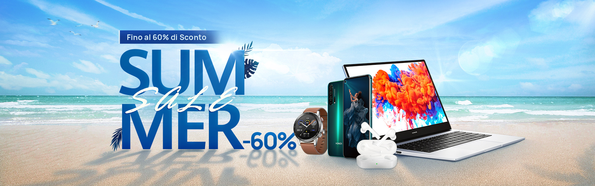 offerte honor summer sale