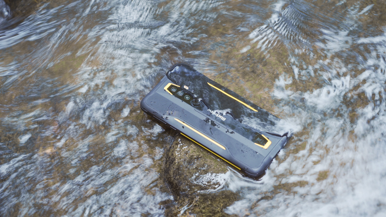 Blackview BV6300 Pro, il rugged phone che sa scattare belle