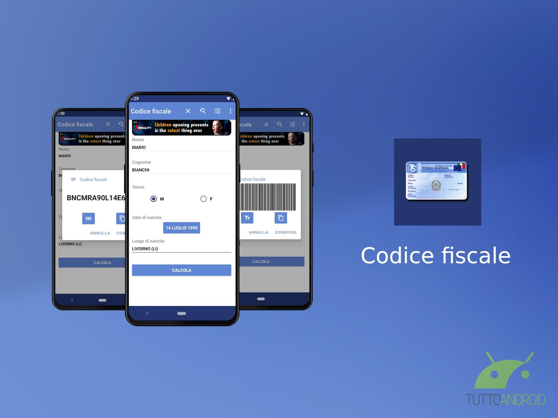 Quest'app permette di calcolare, verificare e condividere il