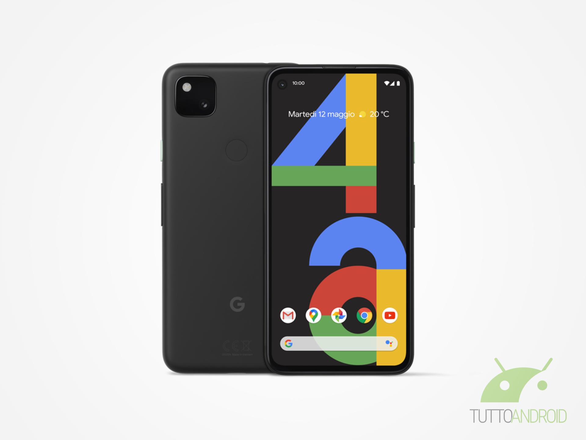L'attesa è finita: Google Pixel 4a è ufficiale confermando le anticipazioni