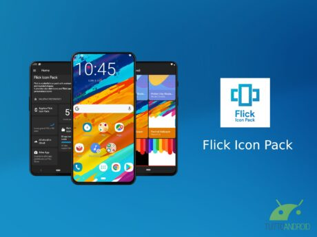 Flick icon pack