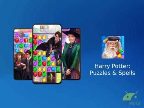 Harry Potter Puzzles Spells