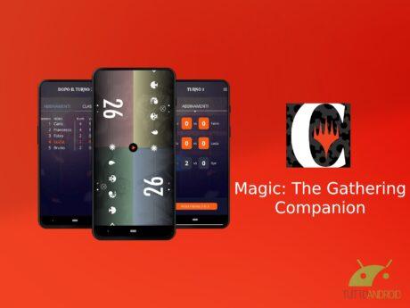 Magic The Gathering Companion