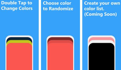 ColoRs - migliori app Android luglio 2020