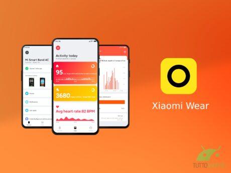 Xiaomi Wear