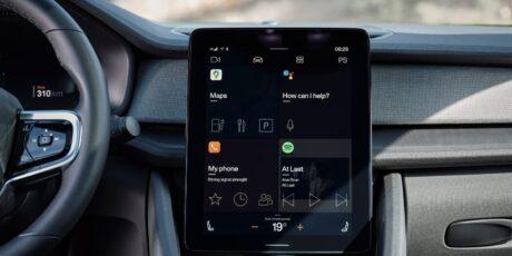 Android automotive polestar 2 1
