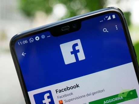 Facebook ha accidentalmente inviato rapporti di analisi degl