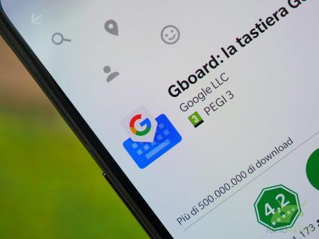 Gboard Beta si aggiorna e implementa la tastiera mobile