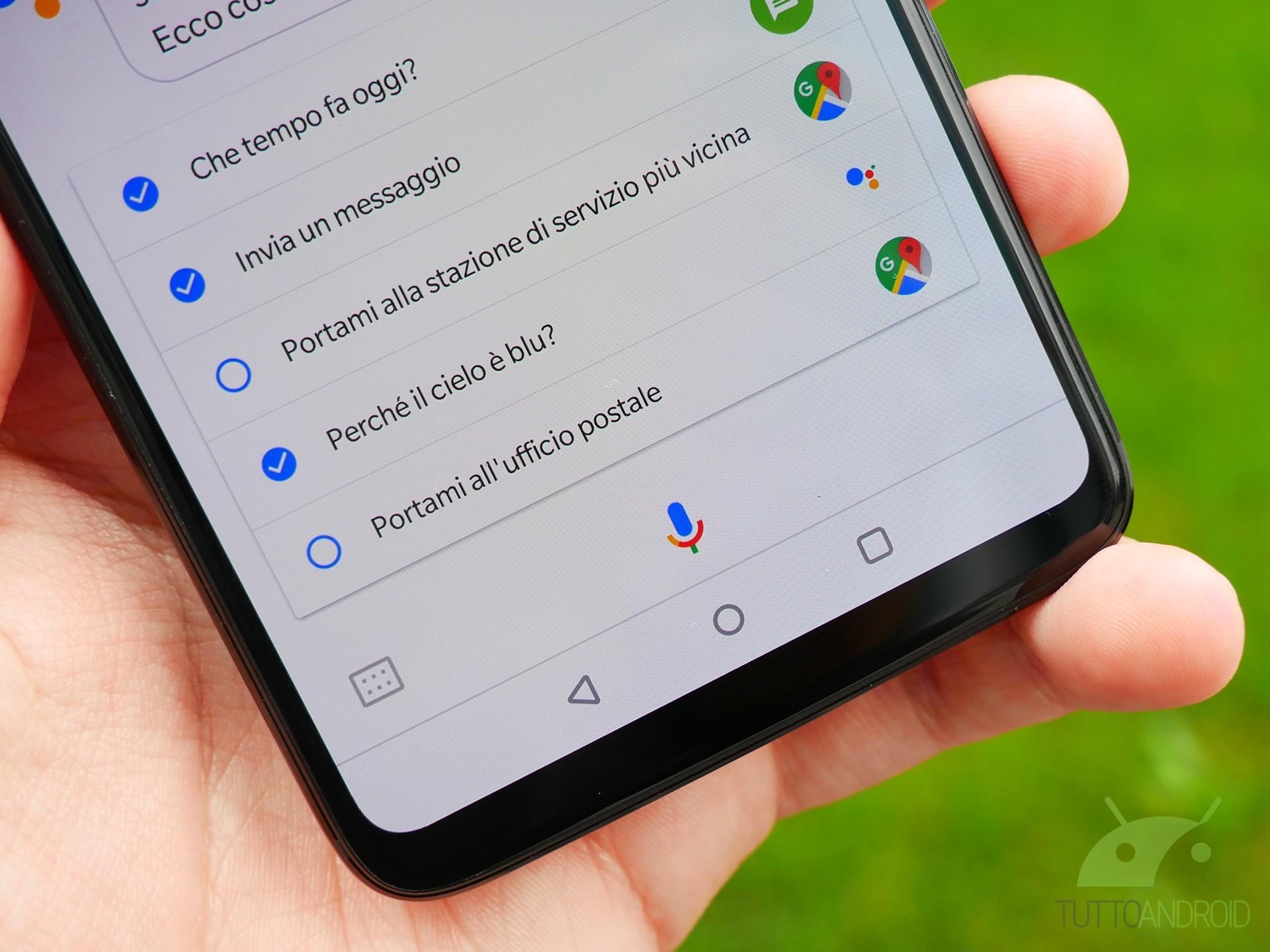 Il nuovo Google Assistant promette bene con nuove funzionali