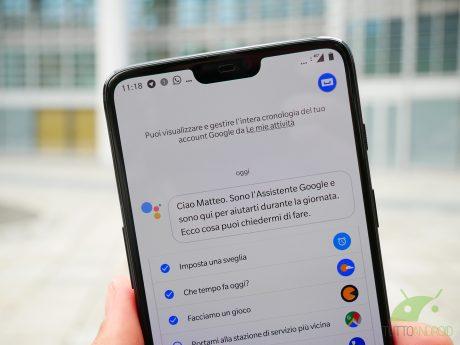 Google Assistant aggiorna il proprio look con una nuova inte