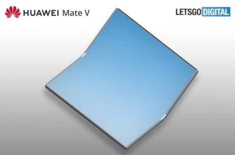 huawei mate v brevetto