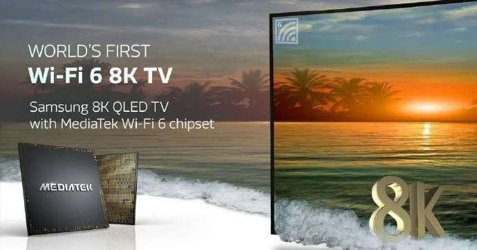 MediaTek S900 è il chip per smart TV con supporto 8K, HDR10+