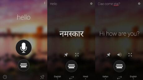 Translator - migliori app Android luglio 2020