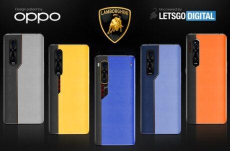 oppo find x2 pro limited edition huawei smartphone conchiglia brevetto