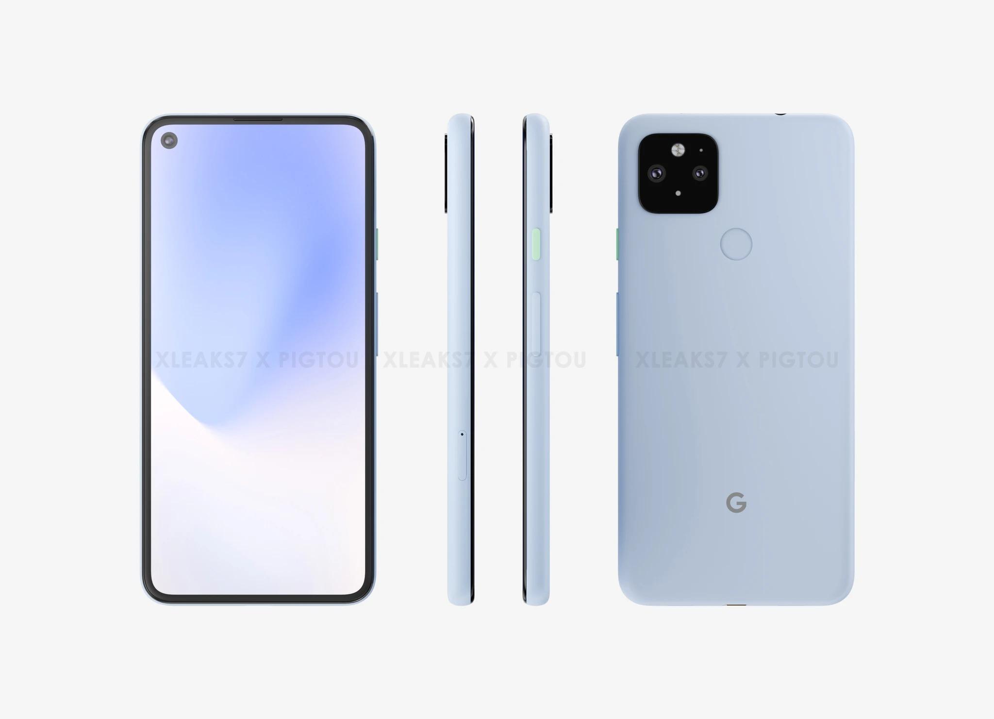 render video google pixel 5 xl