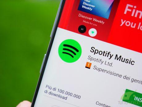 Spotify cambia idea e avvia i test di un'altra UI dedicata a