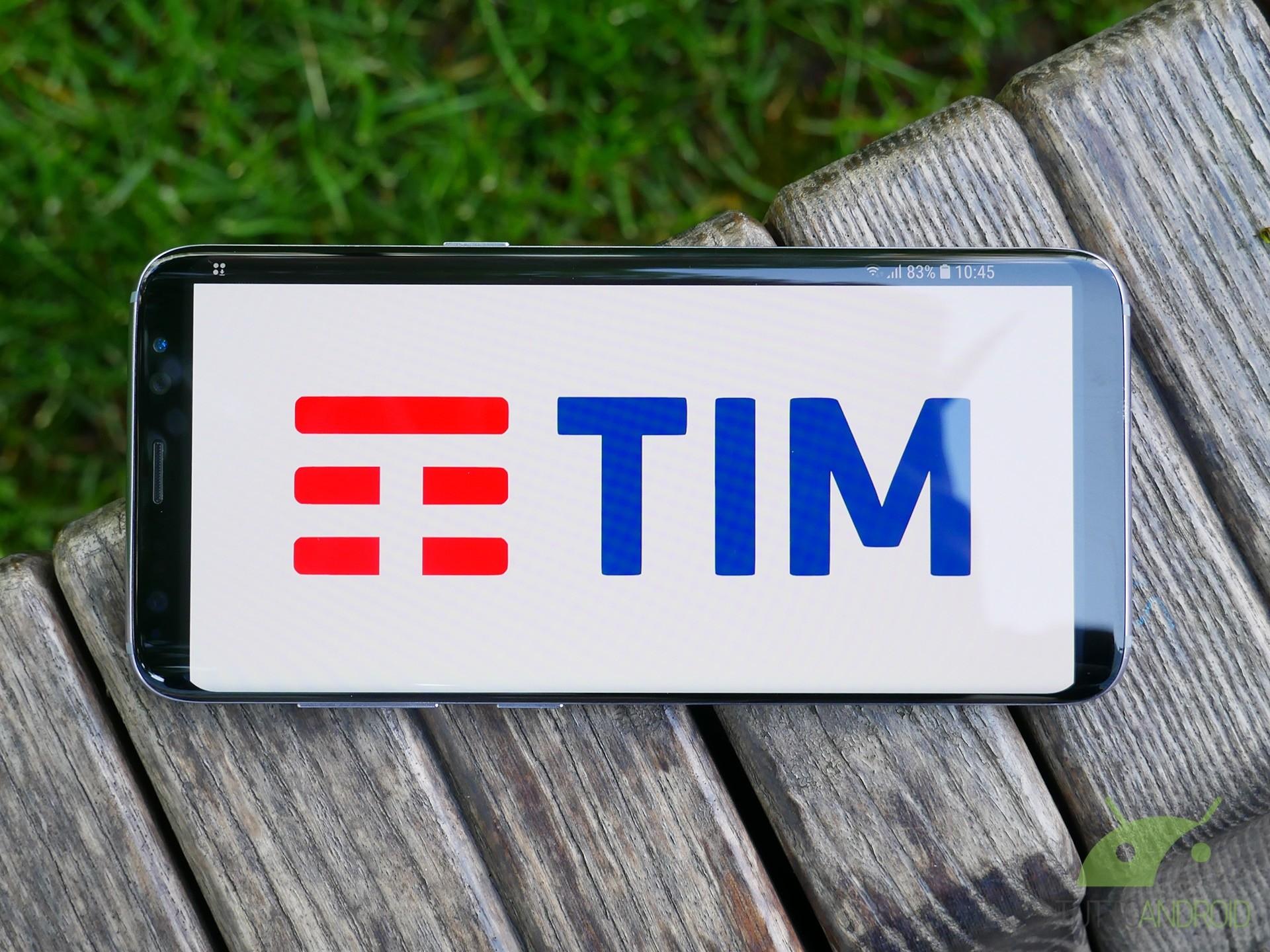 TIM Supreme New è un'offerta super disponibile in alcuni cor