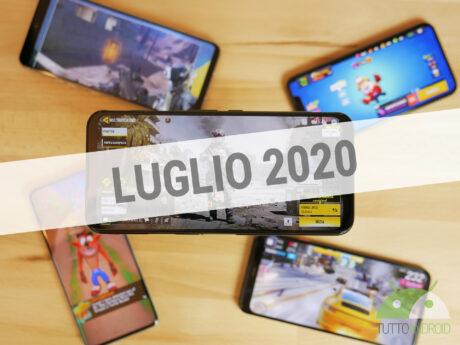 Top giochi luglio 2020