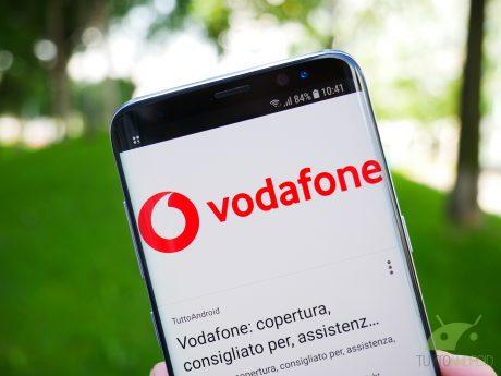 Vodafone sfida tutti con l'offerta Special Minuti 50GB e con la 30GB ad personam
