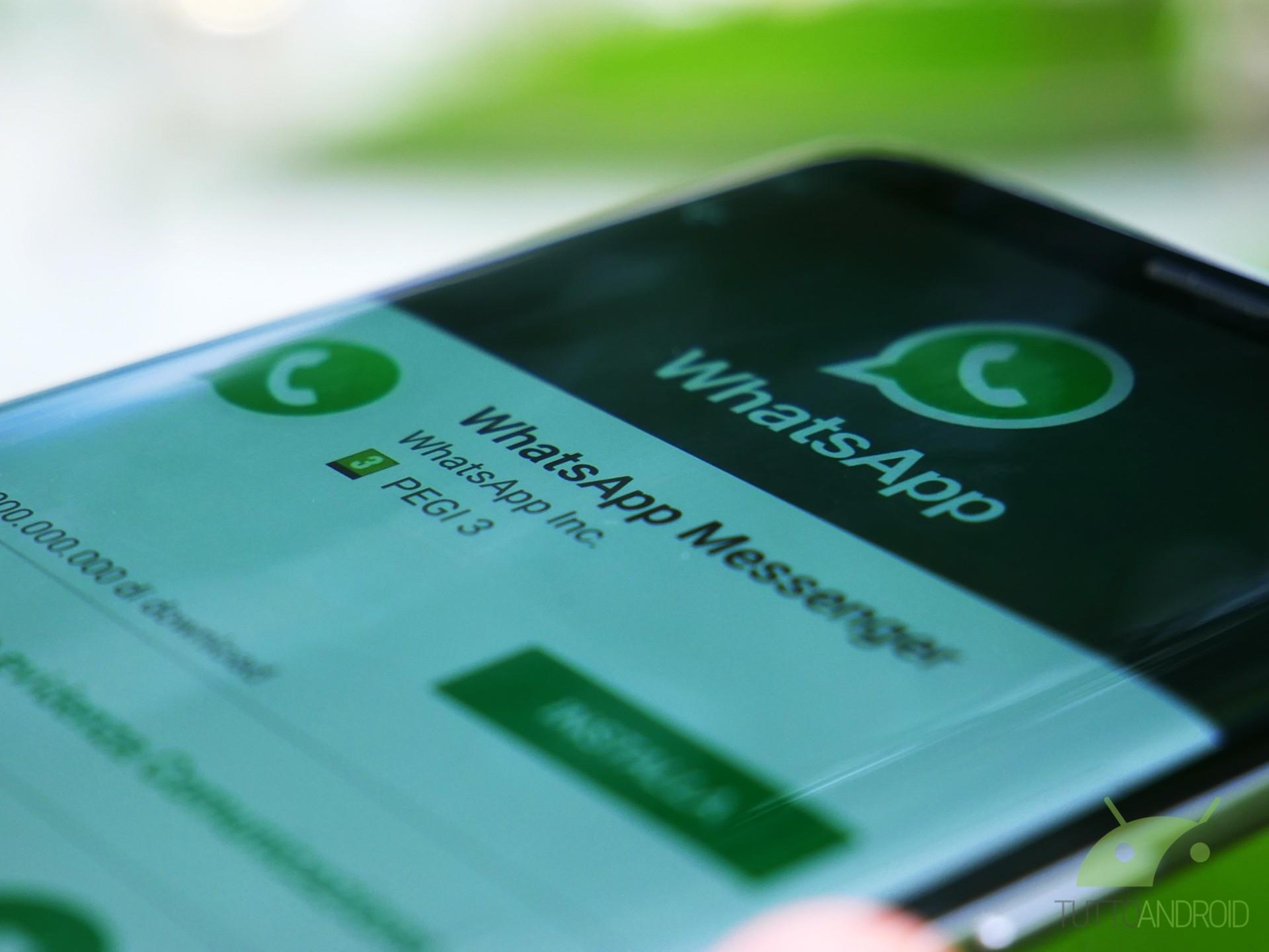 WhatsApp si aggiorna in beta con una nuova splashscreen e se
