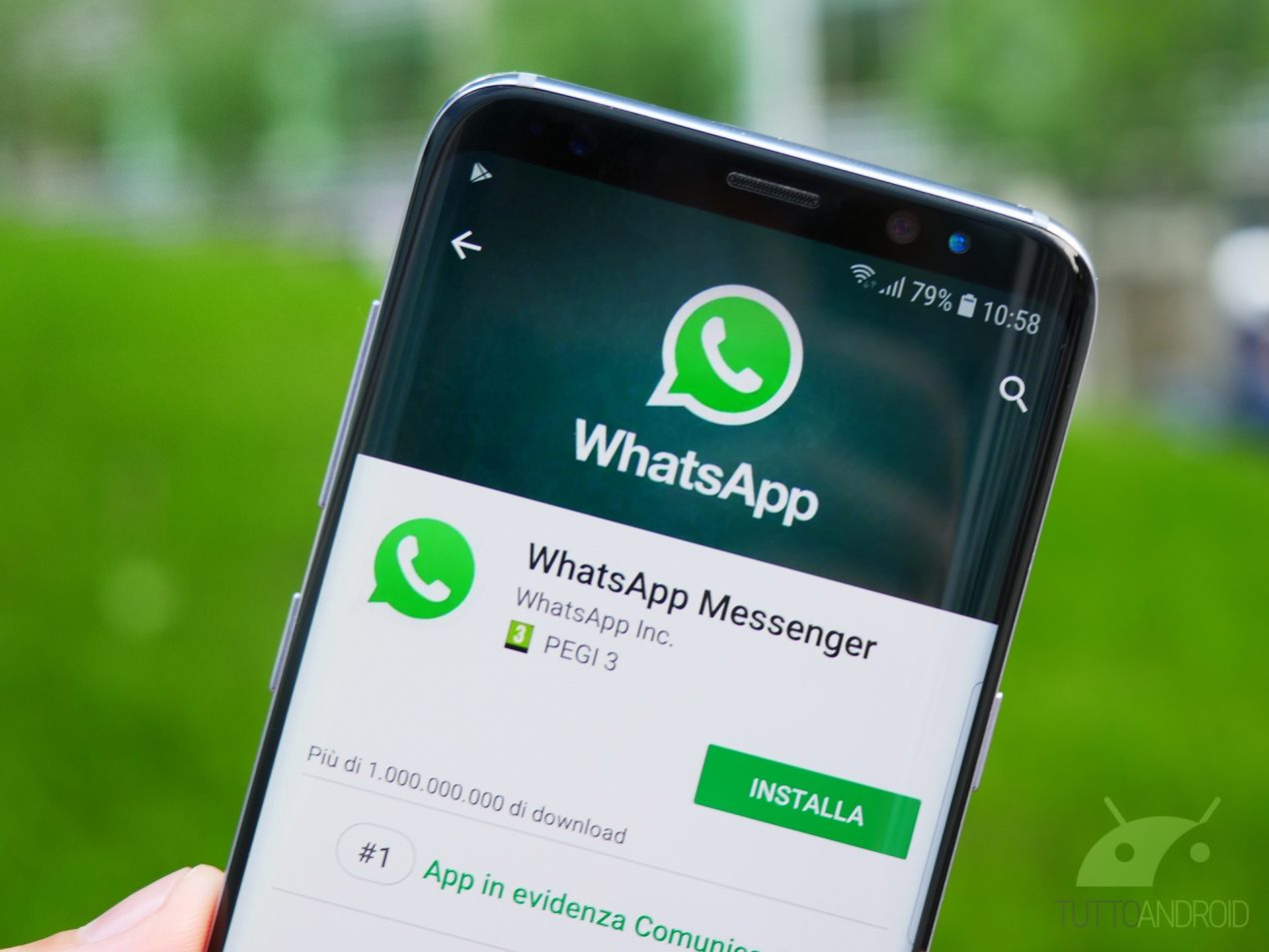 WhatsApp si aggiorna: velocizzato il caricamento immagini