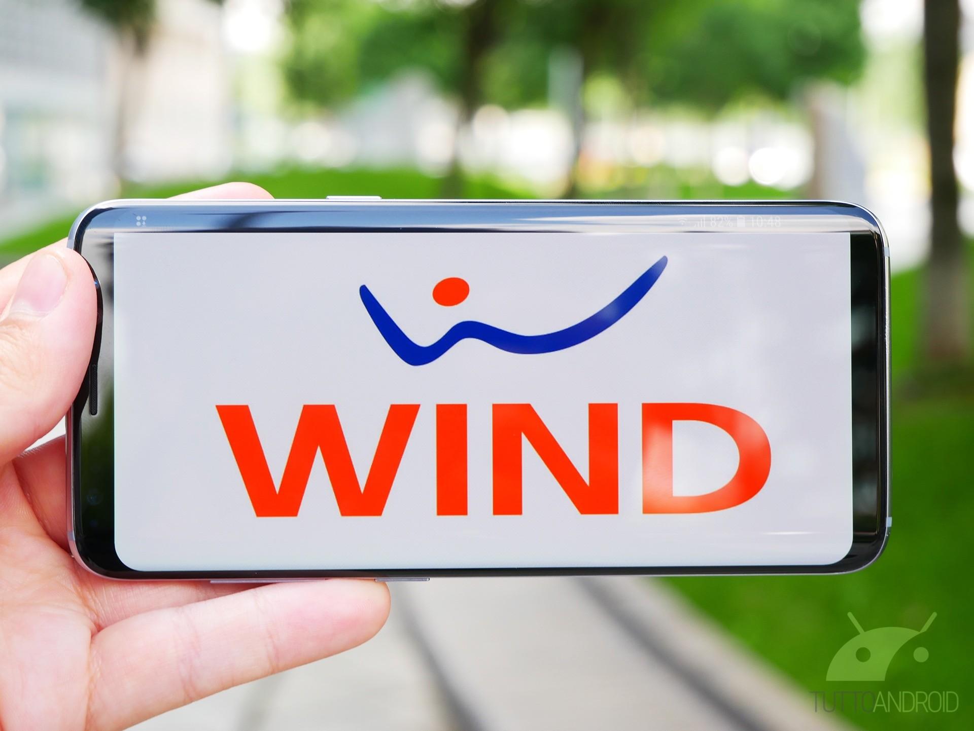 Wind spinge sulle SIM aggiuntive con 100 Giga in regalo e of
