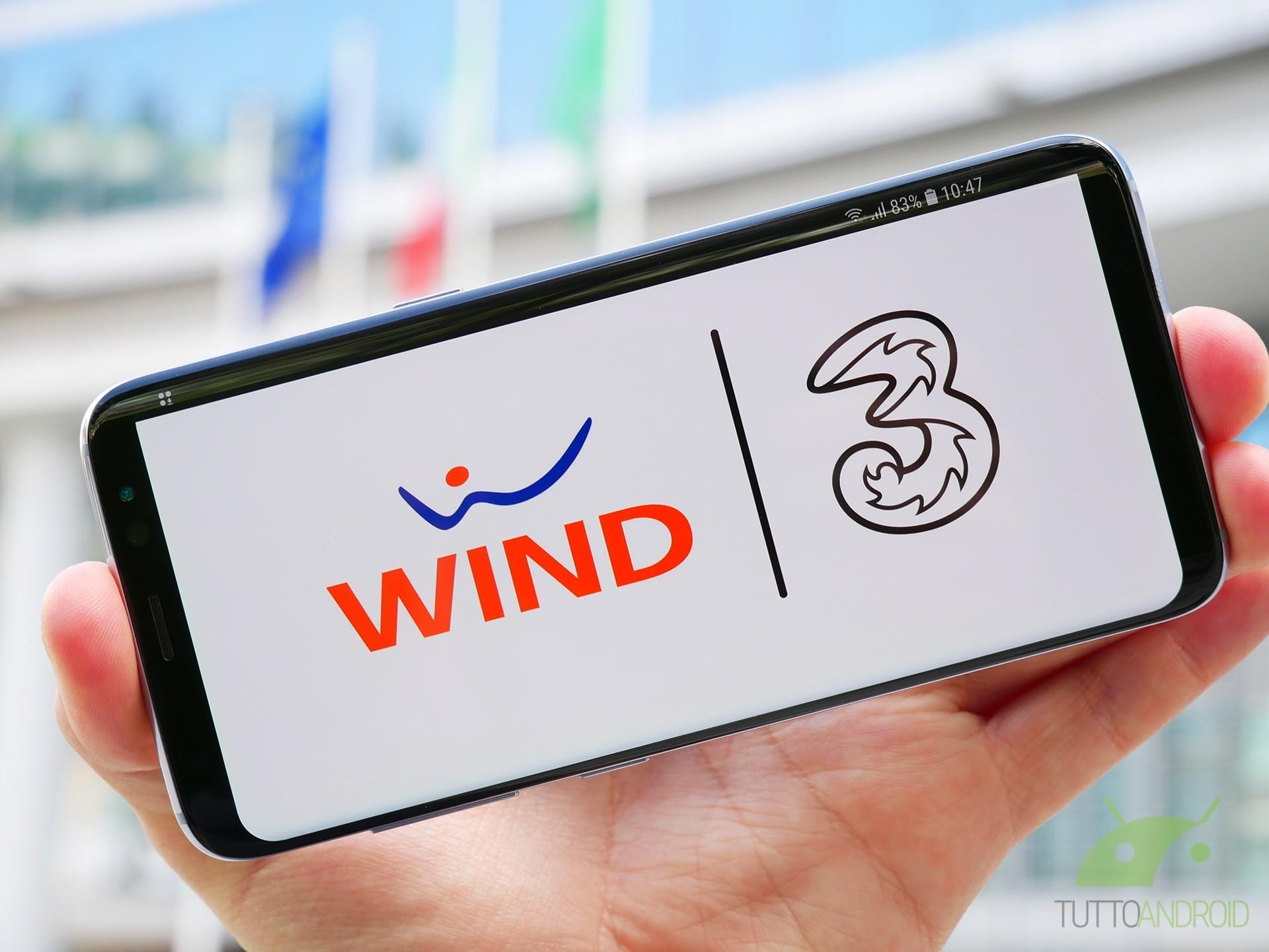 Wind e Tre rilanciano alcune offerte operator attack: fino a