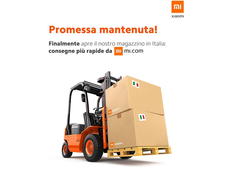 Xiaomi continua a investire in Italia aprendo il primo magaz