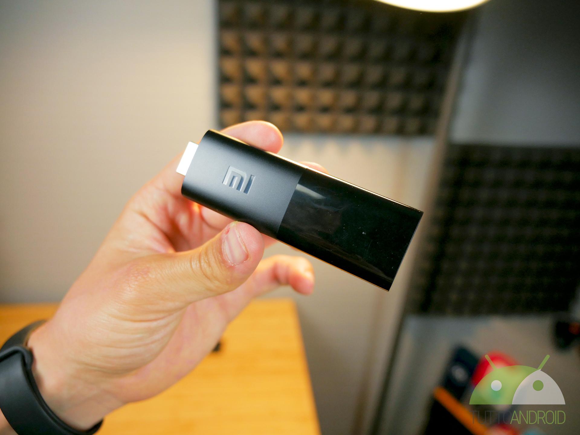 Prime immagini della nuova Stick TV di Xiaomi