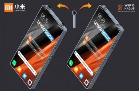 xiaomi smartphone cuffie wireless brevetto
