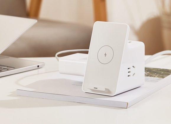 xiaomi vertical wireless charging socket ufficiale specifiche prezzo