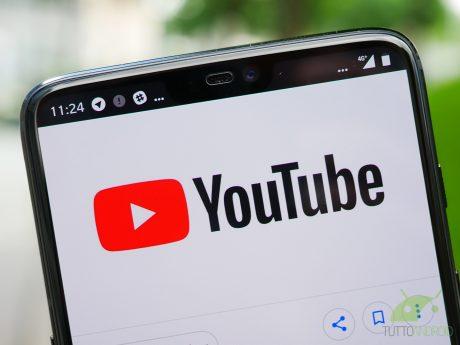 YouTube mostra gli hashtag sopra ai titoli dei video su mobi